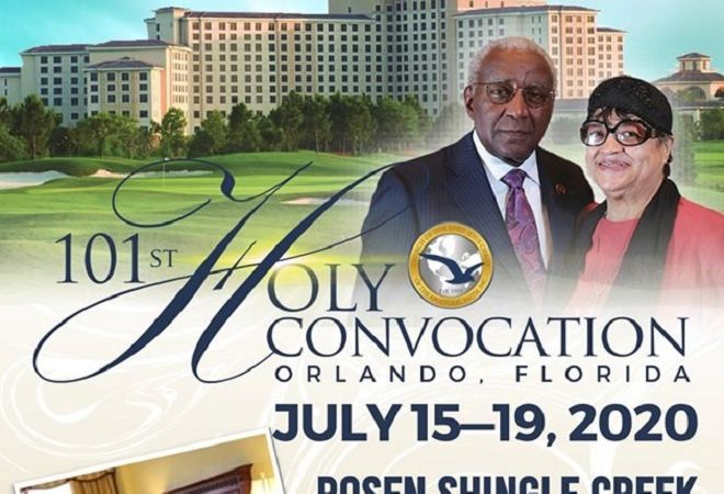 101st Holy Convocation