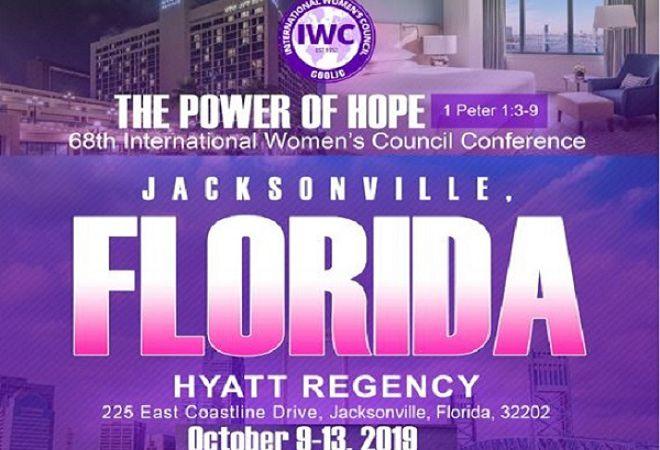 68th International Women's Council